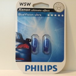PHILIPS Blue Vision W5W