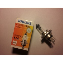Philips +30% Vision H4