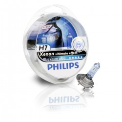 PHILIPS Xenon ultimate effect H7 Blue Vision