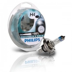 PHILIPS +100% X-treme Vision H4