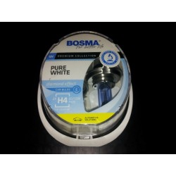 BOSMA Pure White diamond effect H4