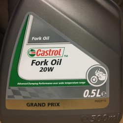 Castrol Fork Oil 20W 500ml