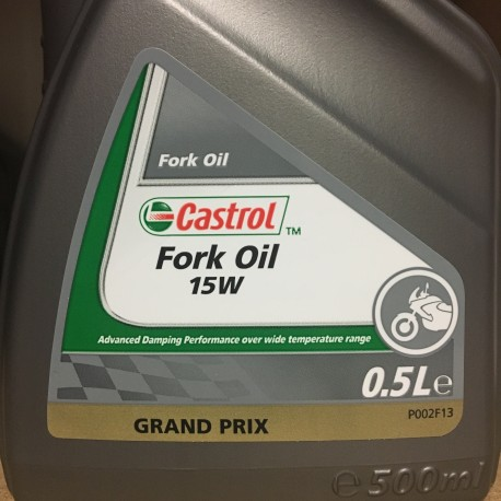 Castrol Fork Oil 15W 500ml