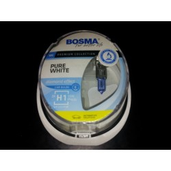 BOSMA Pure White diamond effect H1