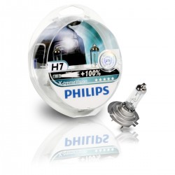 PHILIPS +100% X-treme Vision H7