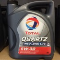 Motorolie Total QUARTZ INEO LONG LIFE 5W30 5L.