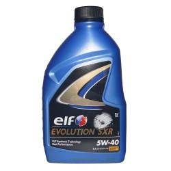 Motorolie elf EVOLUTION SXR 5W40 1L.